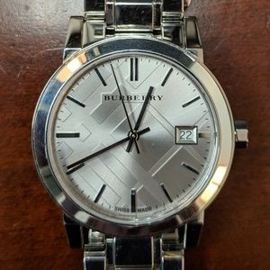 Burberry ladies watch